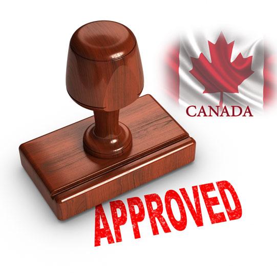 دعوتنامه ویزای کانادا