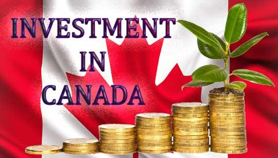Image result for سرمایه گذاری در کانادا